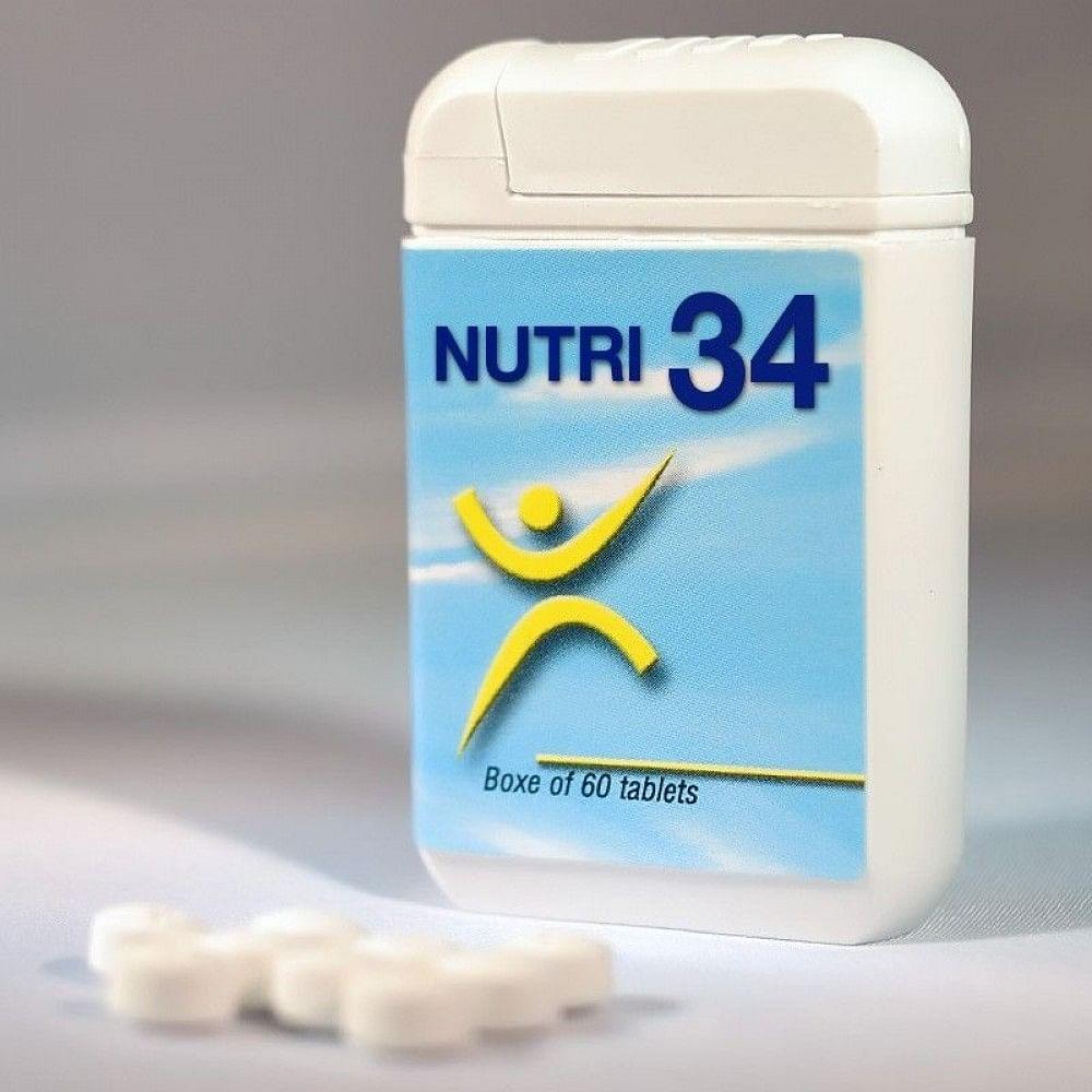 NUTRI 34 60 COMPRESSE