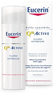 EUCERIN VISO Q10 ACTIV FLUIDA FATTORE DI PROTEZIONE 15