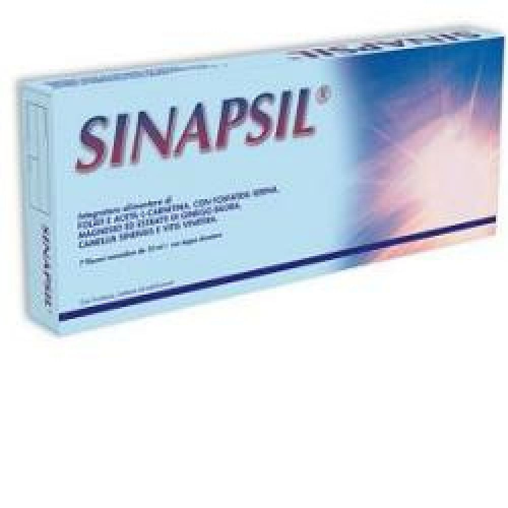 SINAPSIL 7 FLACONI 12ML