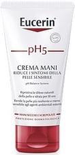 Eucerin pH 5 crema mani rigenerante Tubetto da 75 ml