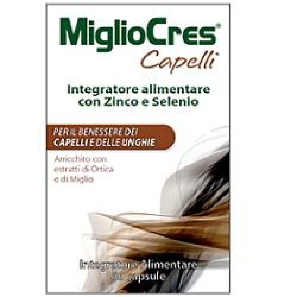 MIGLIOCRES CAPELLI 60 CAPSULE