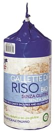 Fsc gallette di riso senza sale biologiche 100 g