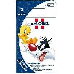 Amuchina salviette disinfettanti 7 pezzi