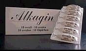 Alkagin 10 ovuli vaginali 3,250g