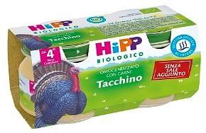 HIPP BIO OMOGENIZZATO TACCHINO 80G 2PZ