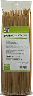 Spaghetti alla soia bio 500 g