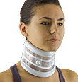 Collare cervicale rigido senza mento gibaud ortho misura 4