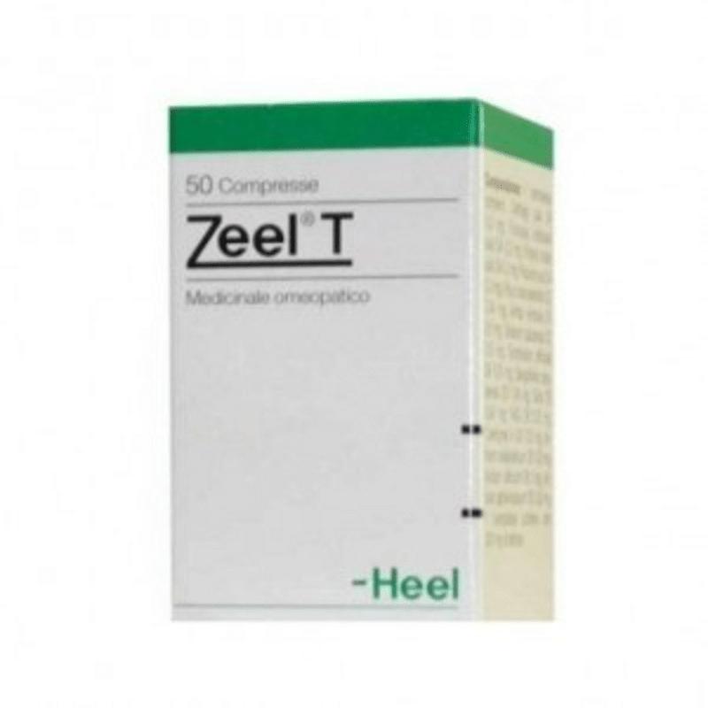 ZEEL T 50 COMPRESSE HEEL