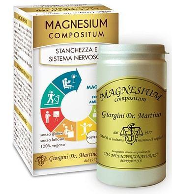 MAGNESIUM COMPOSITUM POLVERE 100G