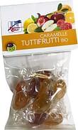 Caramelle tuttifrutti bio 60 g