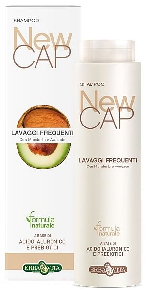 NEW CAPELLI SHAMPOO LAV FREQUENTI 250ML