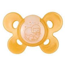 Chicco succhietto ph comfort lumi silicone 4 mesi + 1 pezzocaucciu'