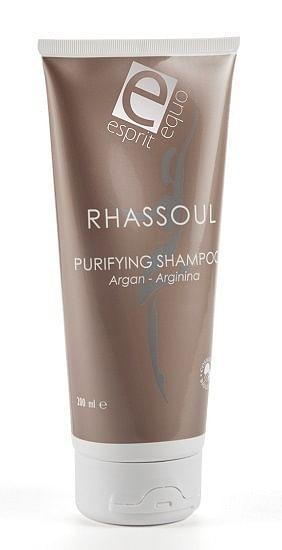 Esprit equo rhassoul purifying shampoo argan arginia bio 200 ml