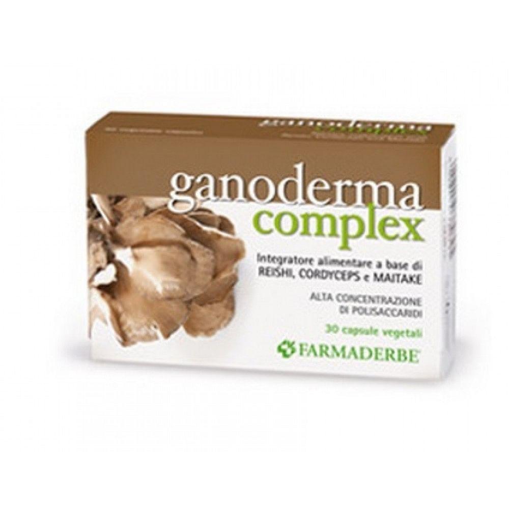 Ganoderma complex 30 capsule 14,10 g
