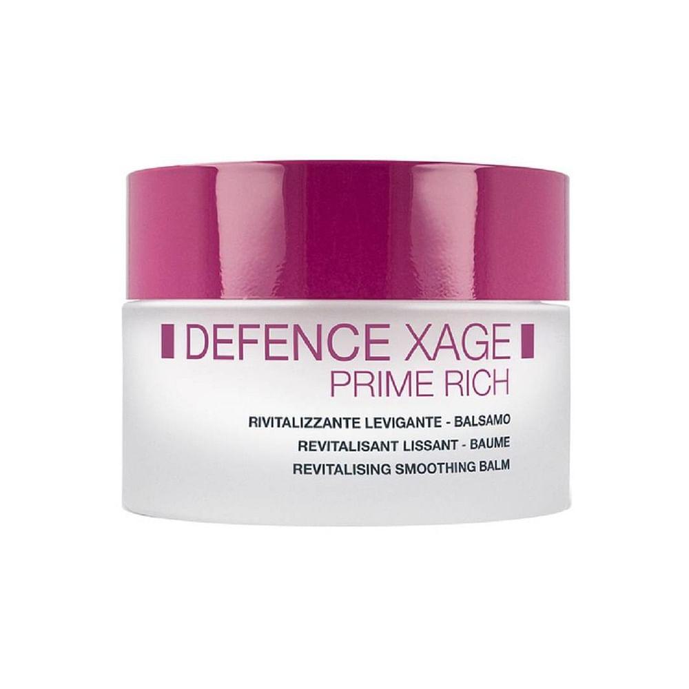 Defence xage prime rich balsamo rivitalizzante levigante 50ml