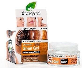 Dr organic snail gel 50 ml