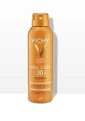Ideal soleil spray invisible spf30 200 ml