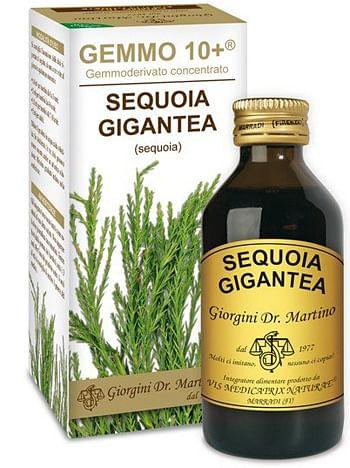 Gemmo 10+ sequoia 100 ml liquido analcolico