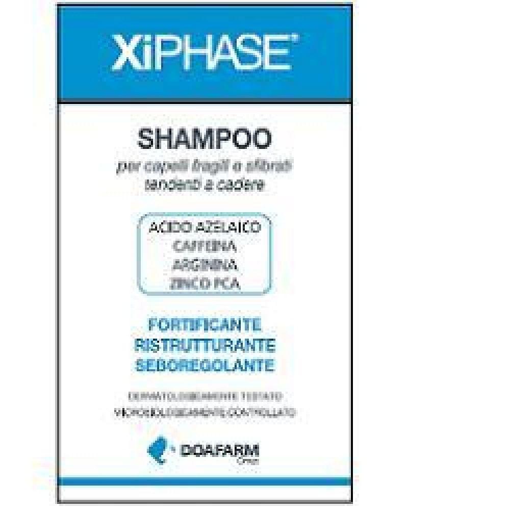 Xiphase shampoo 250 ml