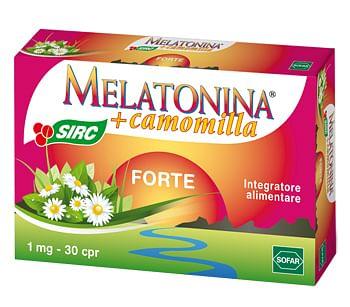 Melatonina forte 30 compresse nuova formulazione