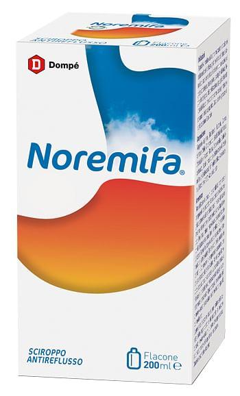Noremifa sciroppo antireflusso 200 ml
