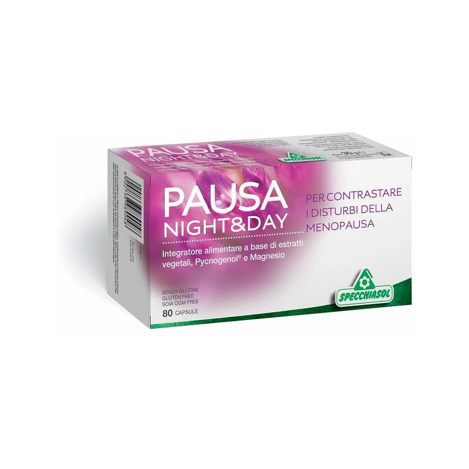 Pausa night & day 80 capsule