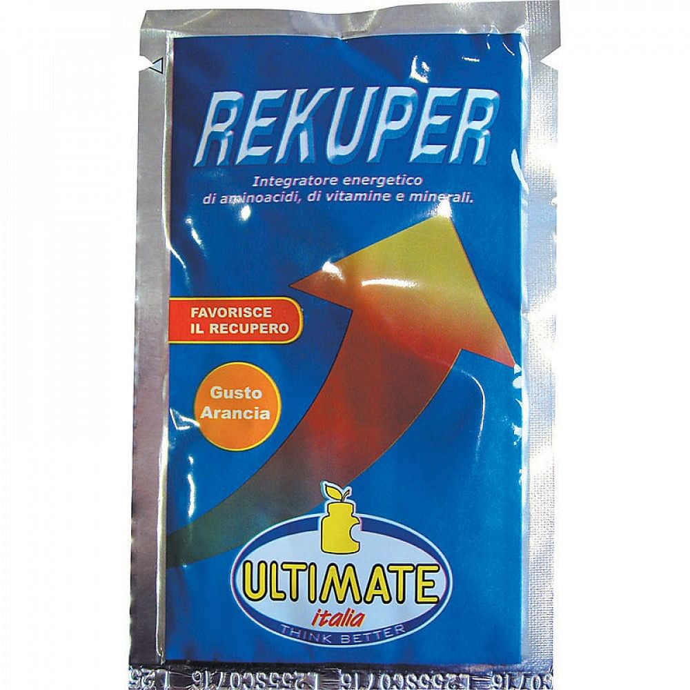 Rekuper arancia 1 busta polvere per uso orale 50 g