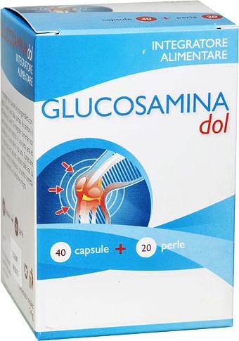 Glucosamina dol 40 capsule + 20 perle
