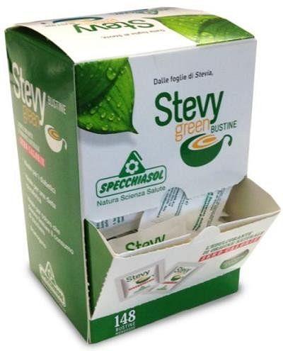 Stevygreen 60 bustine nuova formula