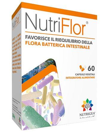 Nutriflor blister 60 capsule astuccio 30,9 g nuova formula