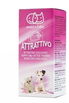 Attrattivo igienico spray ca/gat