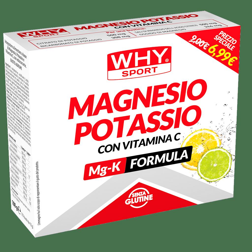MAGNESIO POTASSIO 10 BUSTINE