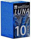Wellion luna 10 strips strisce per misurazione colesterolo