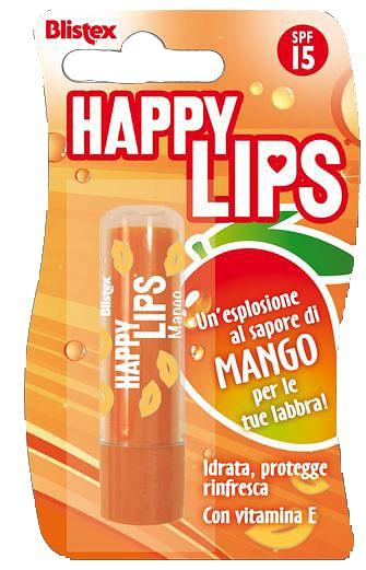 BLISTEX HAPPY LIPS MANGO FATTORE DI PROTEZIONE 15
