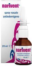 Spray nasale antiedemigeno narivent flacone 20 ml