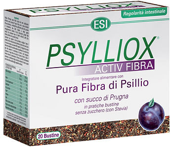 PSYLLIOX ACTIV FIBRA 20 BUSTINE
