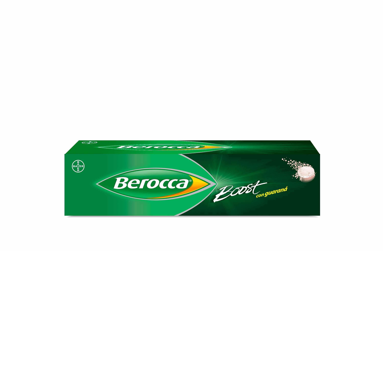 BEROCCA BOOST 15 COMPRESSE EFFERVESCENTE