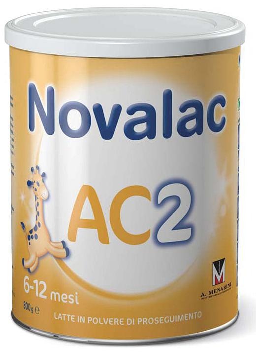 Novalac ac 2 latte in polvere 800 g