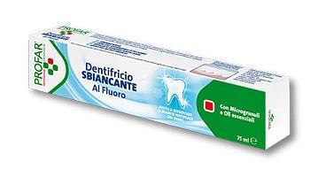Profar dentifricio sbiancante 75 ml