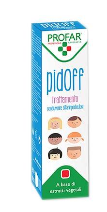 Profar pidoff trattamento spray 100 ml