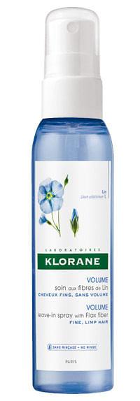 Klorane trattamento senza risciacquo alle fibre di lino 125ml
