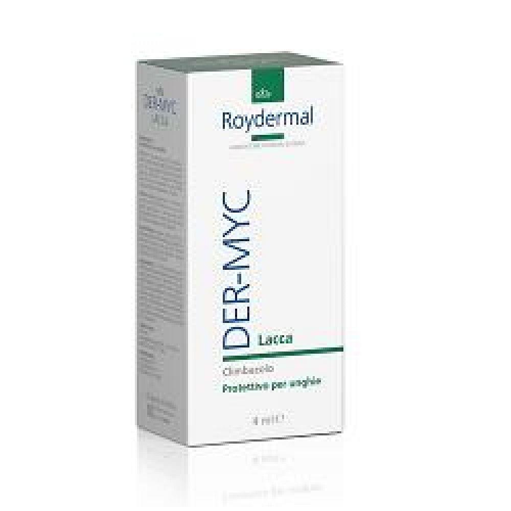 Lacca protettiva per unghie der-myc flacone 4 ml