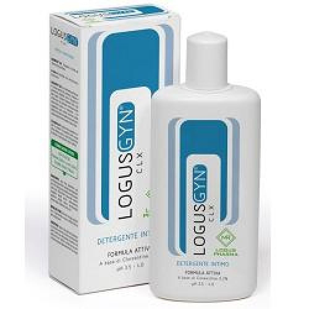 Logusgyn clx detergente intimo 250 ml