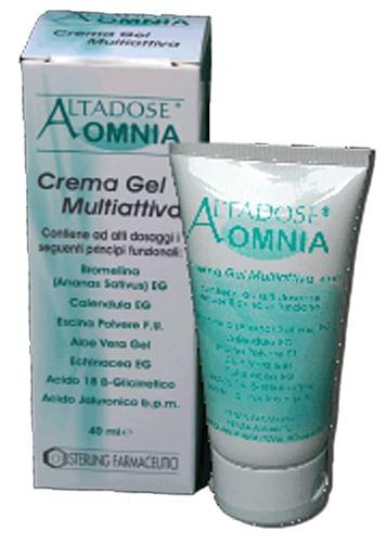 Altadose omnia crema gel 40ml