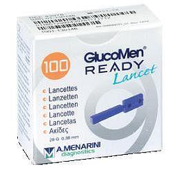 Lancette pungidito glucomen ready lancet 100 pezzi