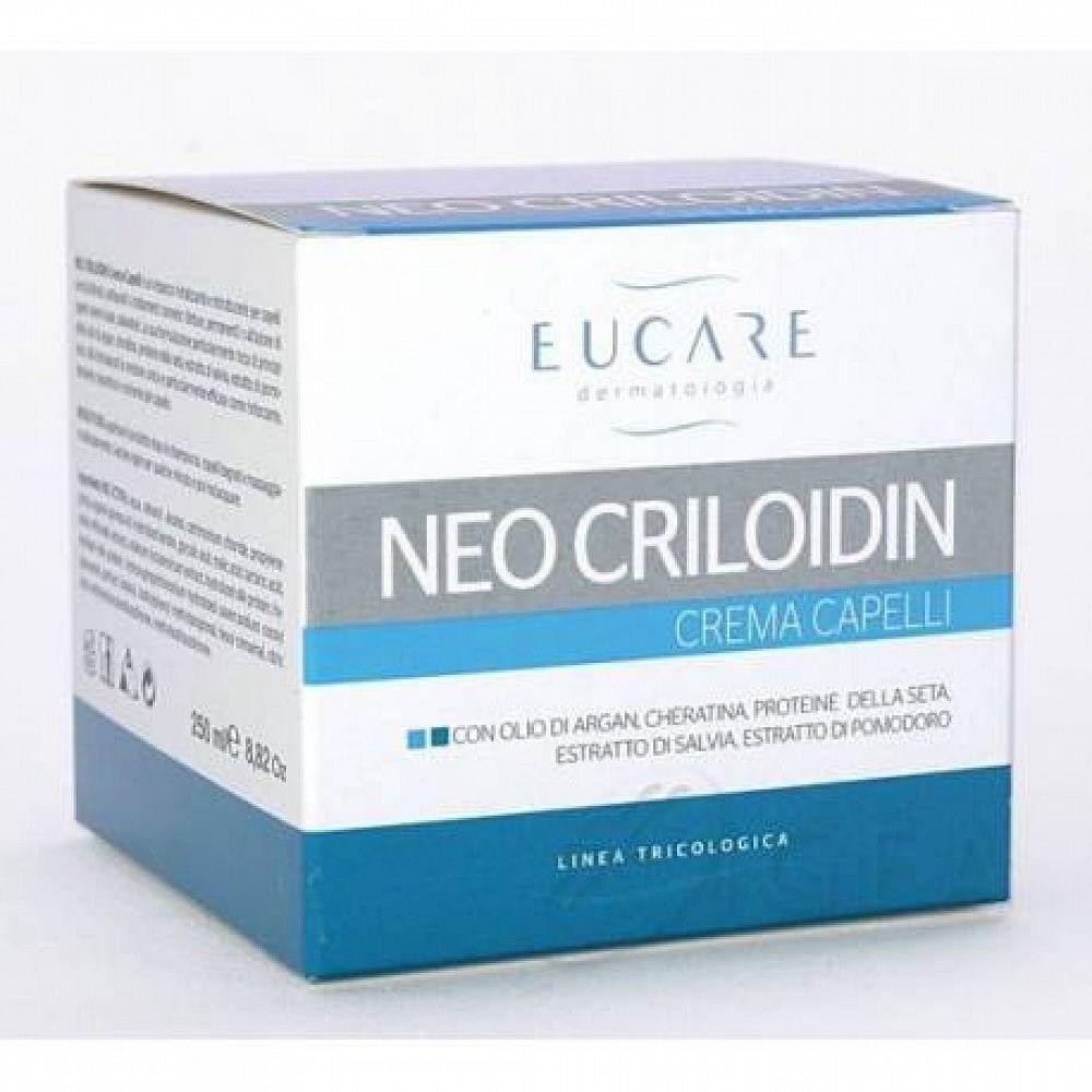 Neo criloidin crema capelli 250 ml