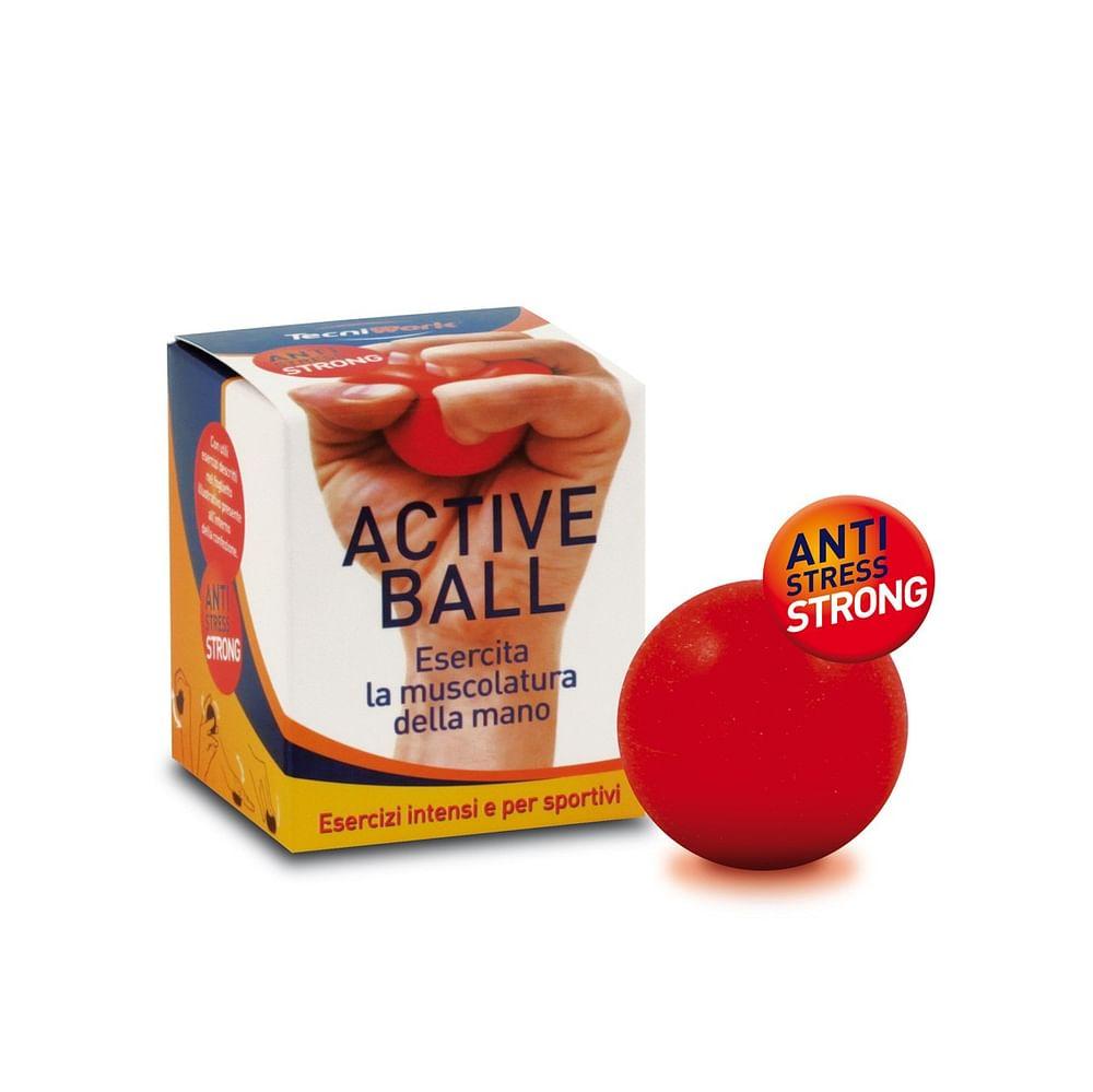 Tecniwork active ball strong rossa