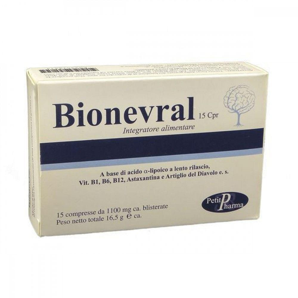 Bionevral 15 compresse