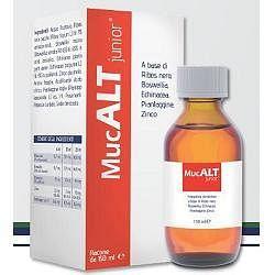 Mucalt junior soluzione orale 150 g