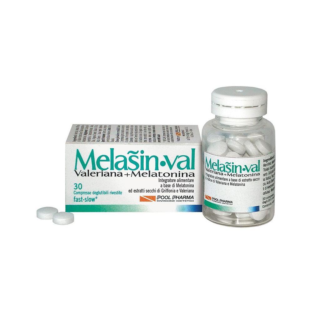 Melasin val 1 mg 30 compresse 220 mg
